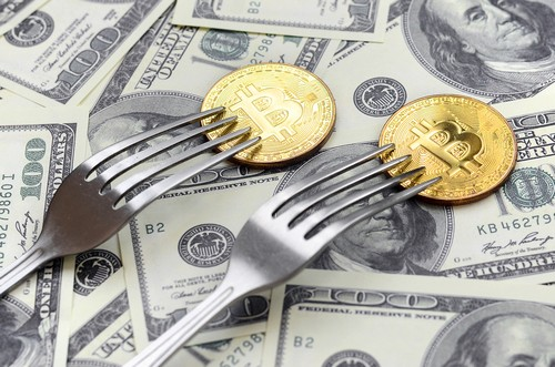 Bitcoin Getting New Hard Fork Change, Physical Golden Crytocurre