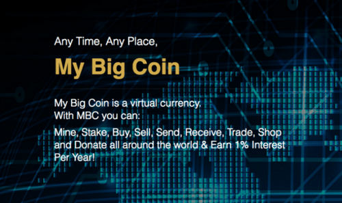 My Big Coin