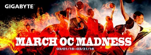 March OC Madness
